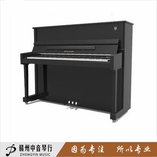 赣州珠江立式赫莱曼钢琴