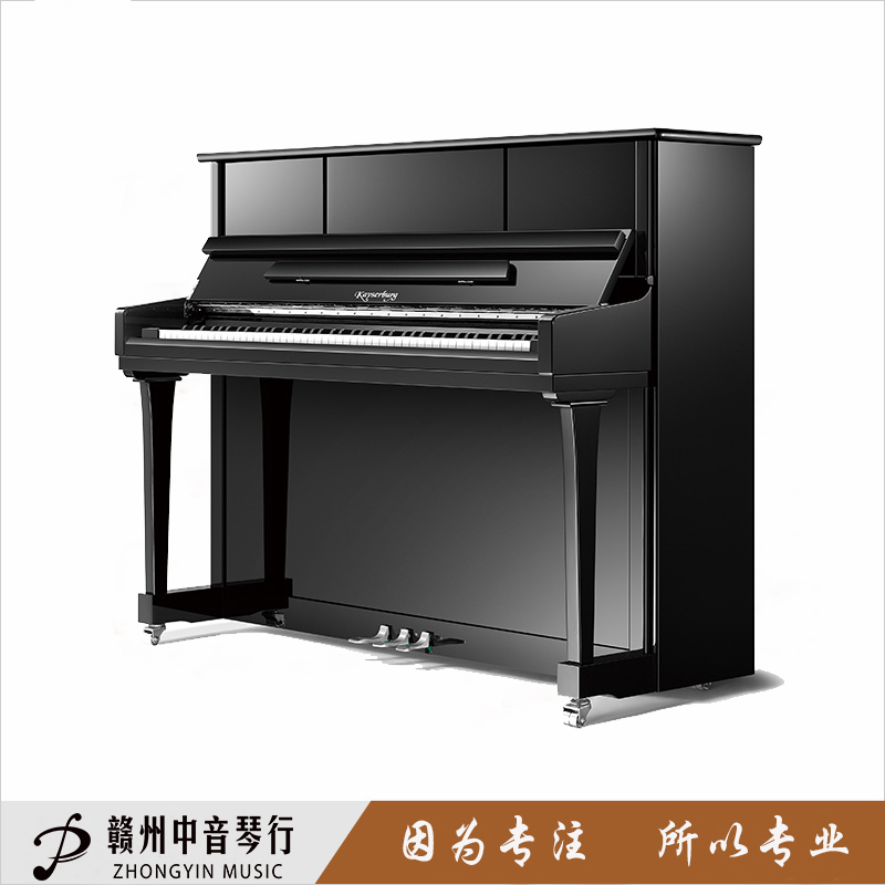 赣州珠江恺撒堡KA1钢琴