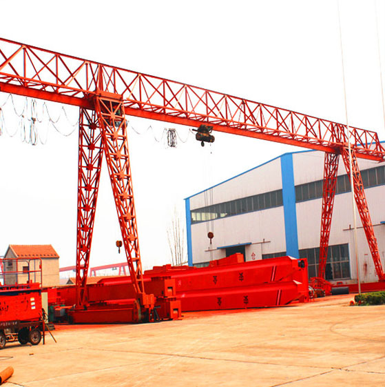 MH_Model_Single_Girder_Gantry_Cranes