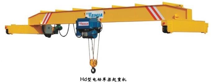 LDA电动单梁起重机