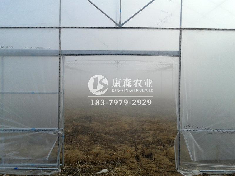 兴国县澄塘果蔬基地温室大棚
