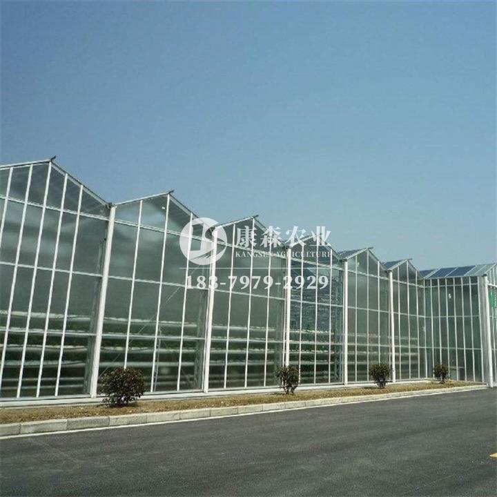 玻璃温室大棚的原理