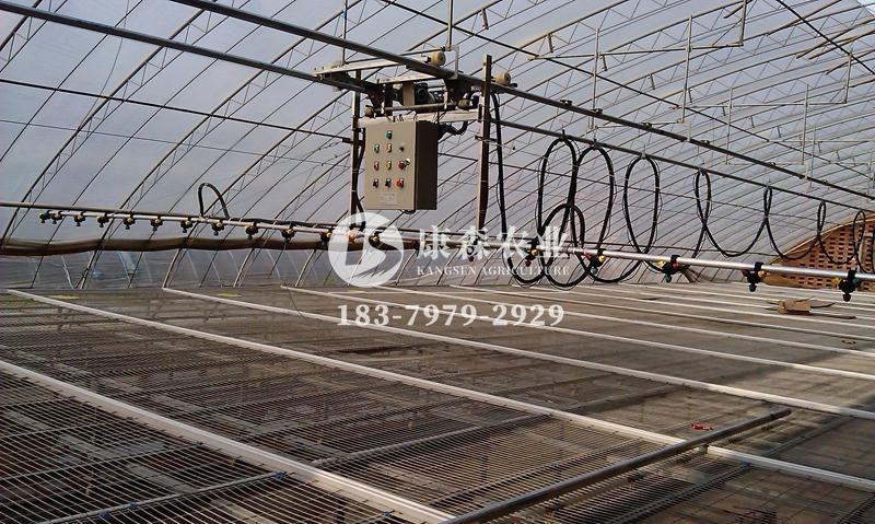 智能控温温室大棚灌溉系统