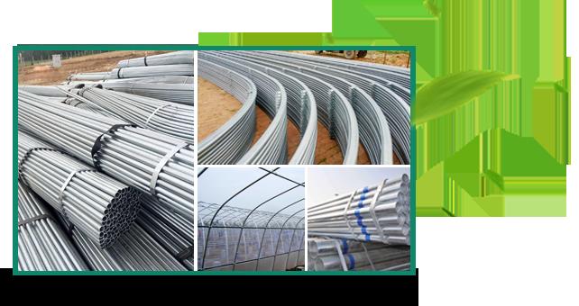 果蔬温室大棚建造