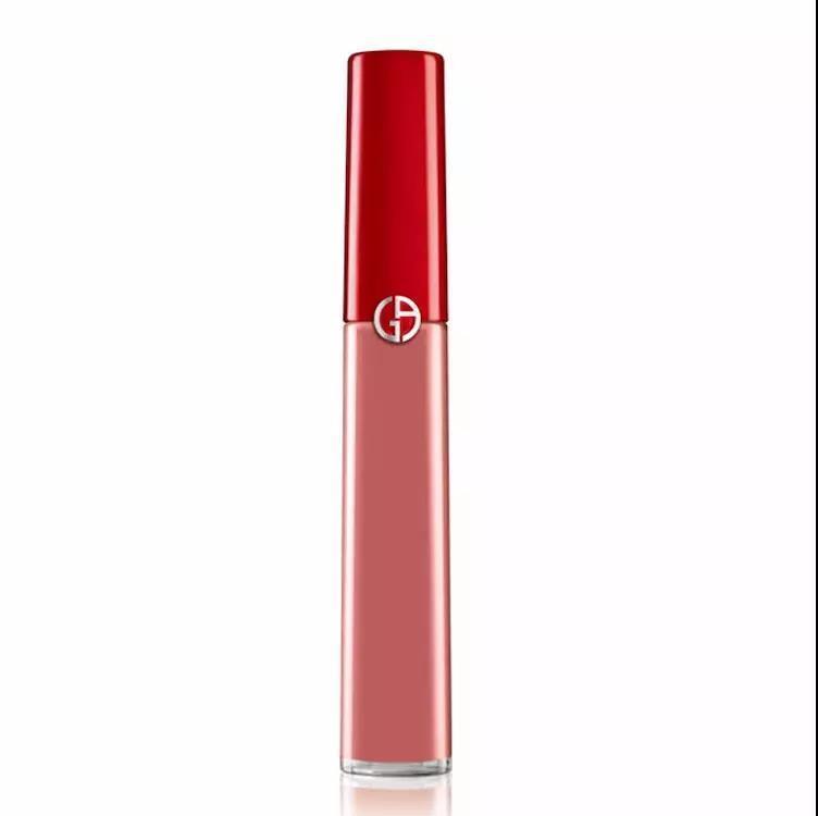 【香港直邮】ARMANI/阿玛尼 臻致丝绒红管唇釉 #500 6.5ML