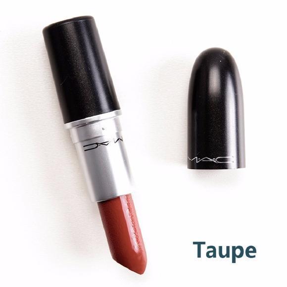 【香港直邮】加拿大 MAC/魅可 子弹头口红唇膏 TAUPE