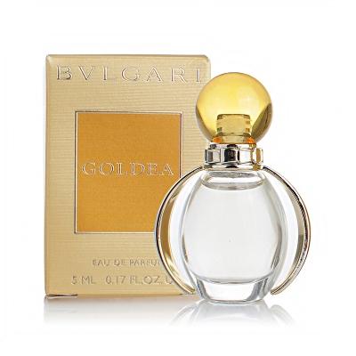 【香港直邮】意大利BVLGARI宝格丽玫瑰黄金女神香水版仔 EDP5ML