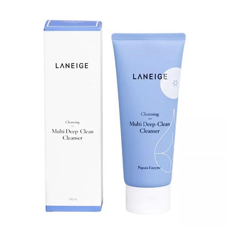 韩国兰芝多效净肤洁颜膏,支持化妆品代理