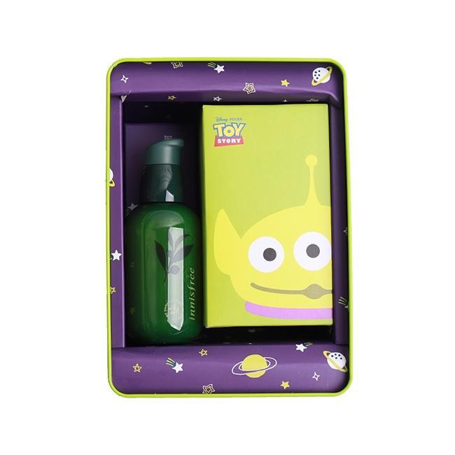 悦诗风吟玩具总动员小绿瓶精华,进口化妆品货源