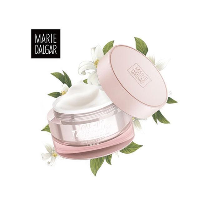 玛丽黛佳元气橙花素颜霜,进口化妆品货源