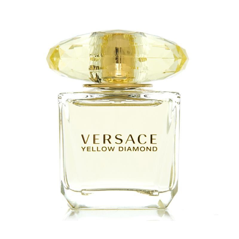 意大利范思哲华丽黄水晶女士香水,支持化妆品代理