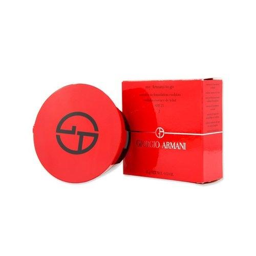 【香港直邮货源】代购意大利阿玛尼 ARMANI 气垫精华粉底液15g SPF23 2#(象牙白)