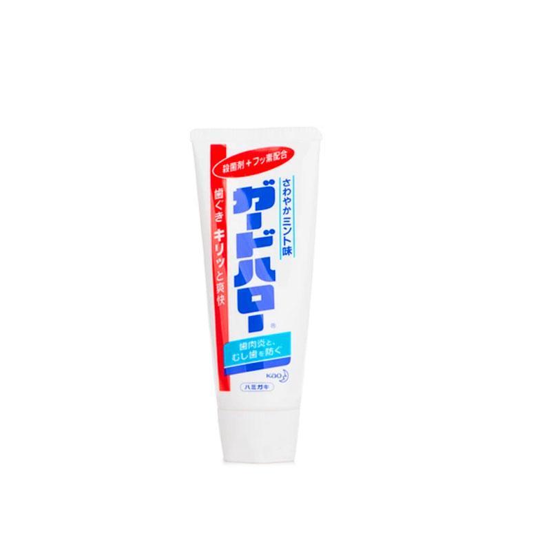 一般贸易货源【中文标】代购日本花王防蛀美白牙膏去除口臭牙周炎齿垢165G