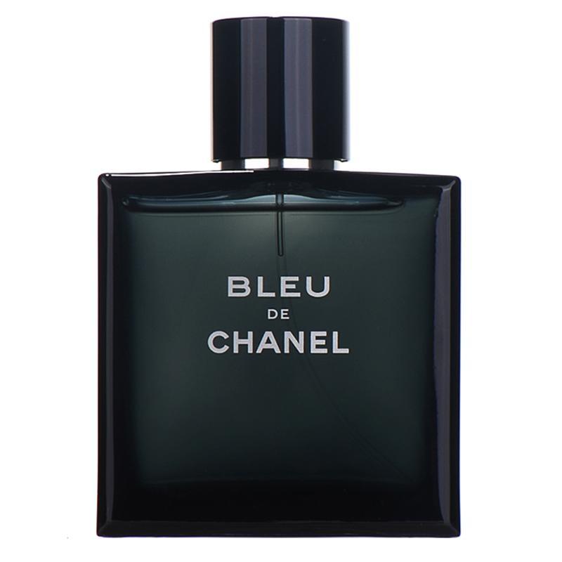 【香港直邮货源】代购法国香奈儿Chanel蔚蓝男士淡香水50ml