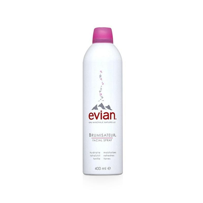 保税货源 代购法国依云Evian天然矿泉水喷雾400ml