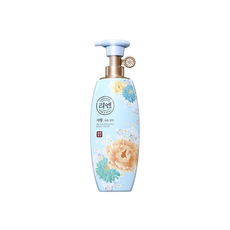 一般贸易货源【中文标】代购韩国LG睿嫣瑞香洗发水500ml