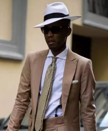 条纹(素)衬衫 & 条纹(素)领带