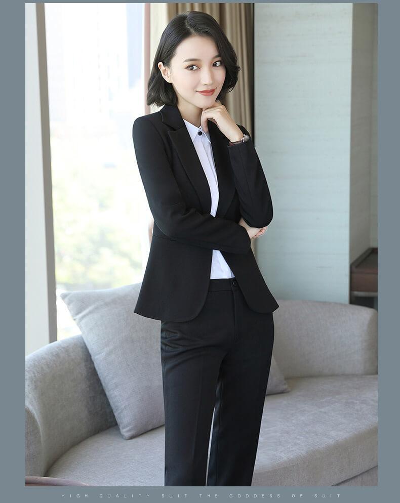 重庆女士职业装定做厂家