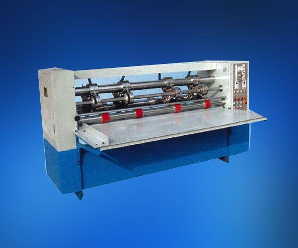 紙箱包裝設備薄刀壓線分紙機