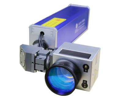在线式光纤激光喷码打标机