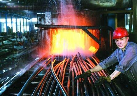 不锈钢淬火