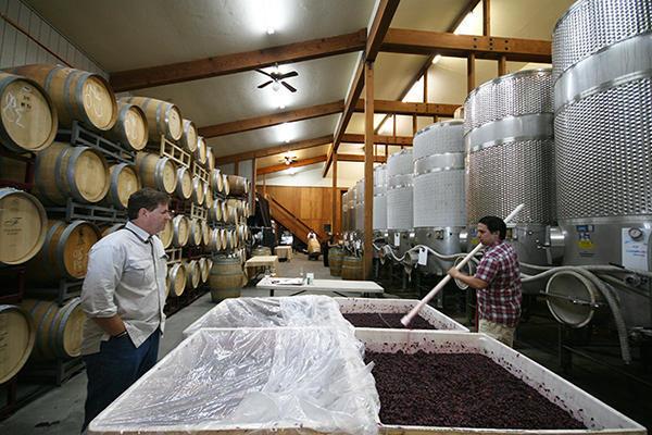 不锈钢在红酒行业的应用