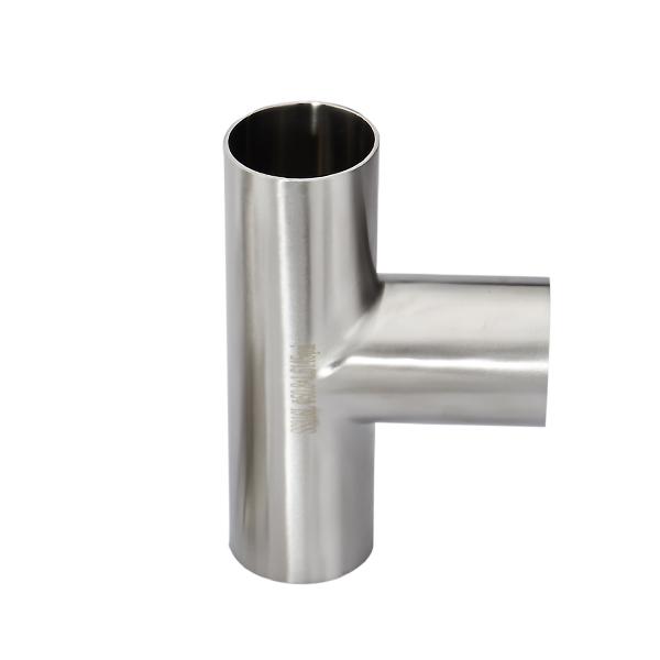 卫生级焊接三通
