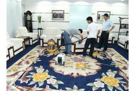 石家庄清洗地毯