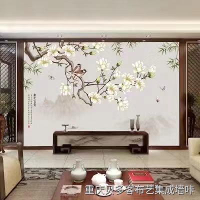 竹木纤维集成墙板的7步制作流程