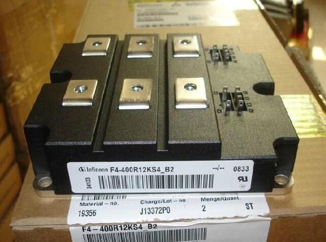 英飞凌IGBT   F4-400R12KS4-B2 570A 1200V