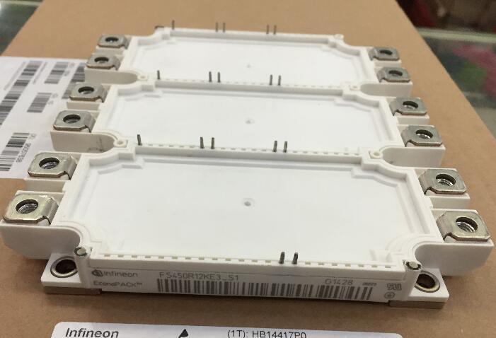 英飞凌IGBT模块 FS450R17KE3 450A 1700V
