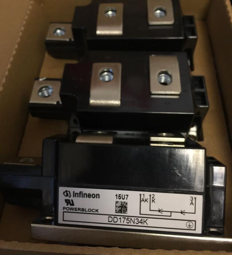 英飞凌IGBT模块 DD175N34K 350A  3400V
