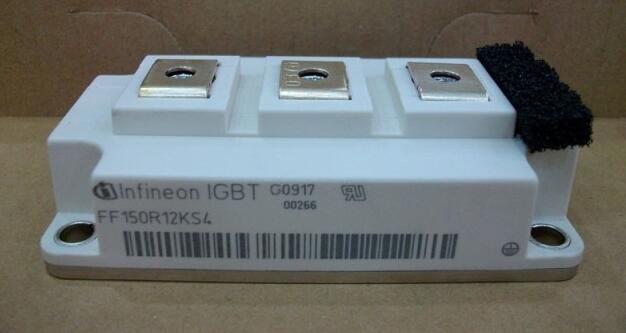 英飞凌IGBT模块 FF150R12KS4 150A  1200V