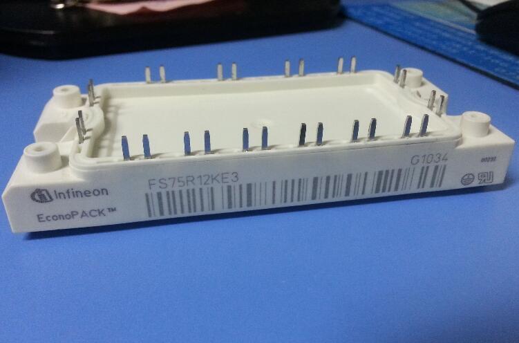 英飞凌IGBT模块 FS75R12KE3 75A  1200V