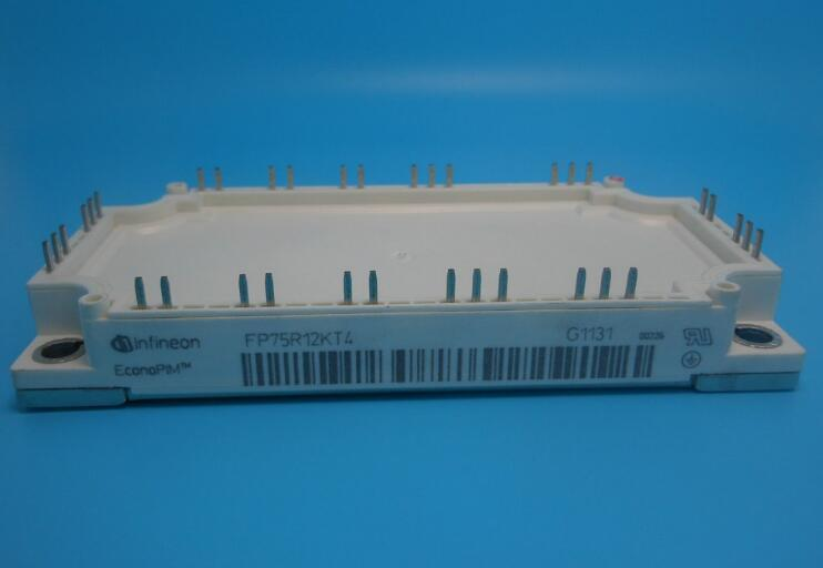 英飞凌IGBT模块 FP75R12KT4 75A  1200V