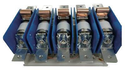 新型真空接触器工作原理及结构组成