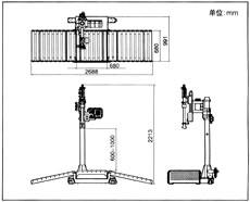 全自动液体灌装机图纸