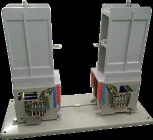 组合真空接触器的有效设计和结构优势