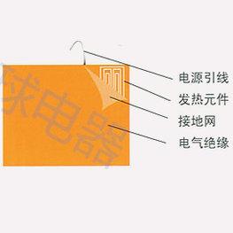 LDB型挠性电热板