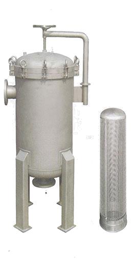 液体袋式除尘器的概述及制造特点