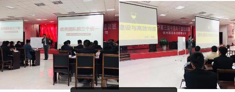 2019年4月11日-贵州-《高效沟通与团队建设》