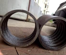 碳化铬堆焊耐磨管