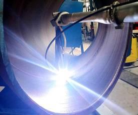Inconel625堆焊管件