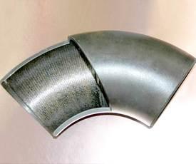 Inconel600镍基合金堆焊弯头