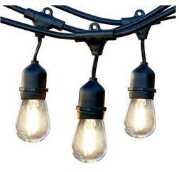led festoon lighting outdoor for led bulbs