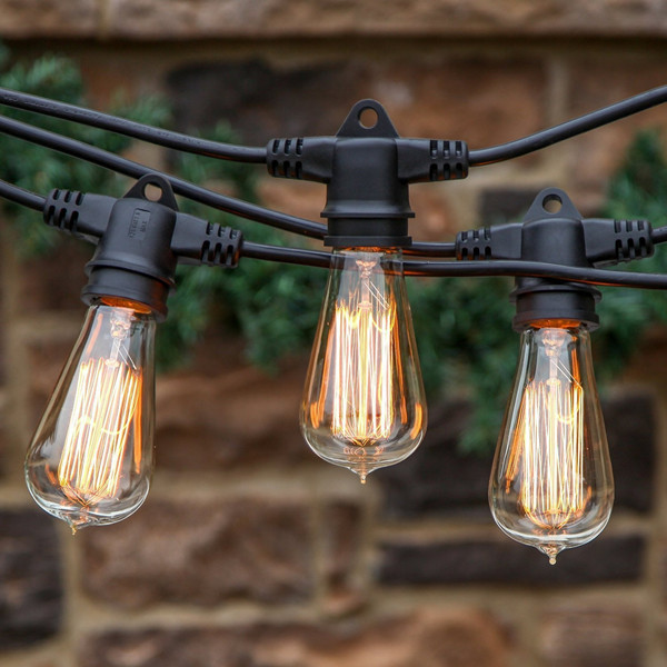 led festoon lighting outdoor