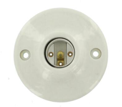 Ceiling keyless light socket Mount Glazed 660 Watt