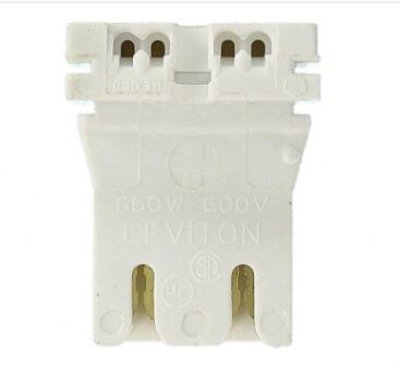 T8 bi pin socket 660W Medium Base