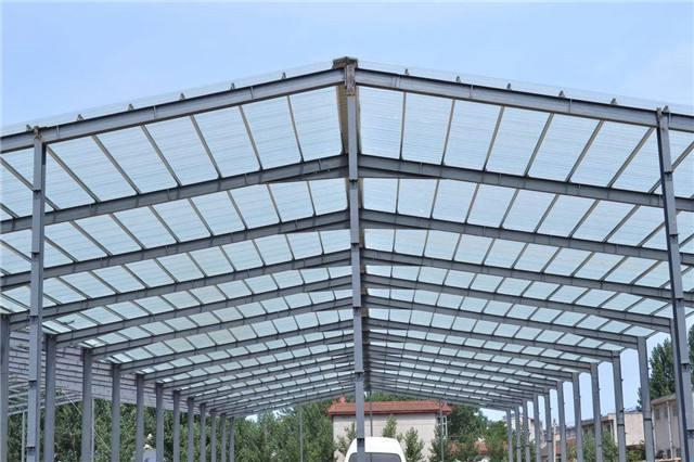 钢结构厂家分享产品特点与应用