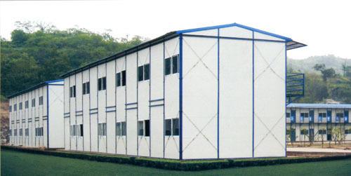 项目部K式房屋
